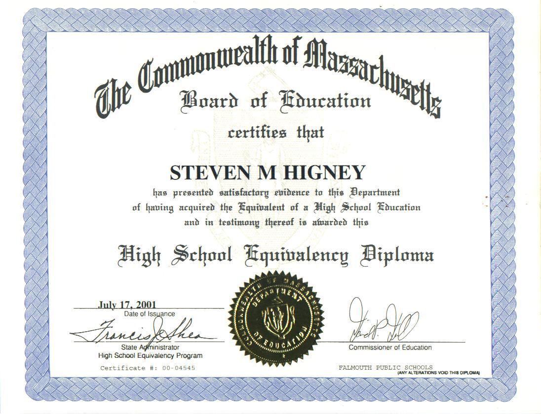 buy ged diploma online